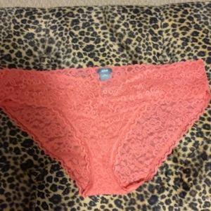 NWOT Aerie Brand Lace Bikini Panties Medium
